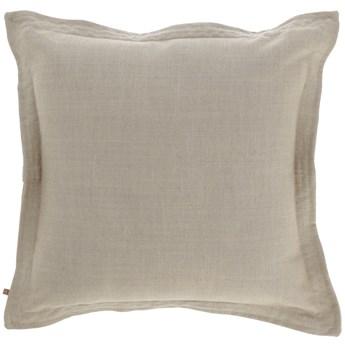 Poszewka na poduszke Maelina 45 x 45 cm bezowa