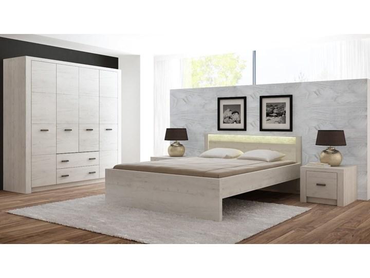 SELSEY Łóżko Inaren 160x200 cm Kategoria Łóżka do sypialni