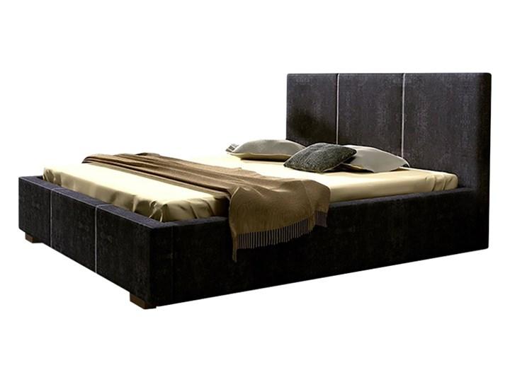 SELSEY Łóżko tapicerowane Mediolan Kategoria Łóżka do sypialni Metal Tkanina Rozmiar materaca 180x200 cm