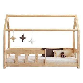 SELSEY Łóżko Mallory domek dziecięcy z drewna