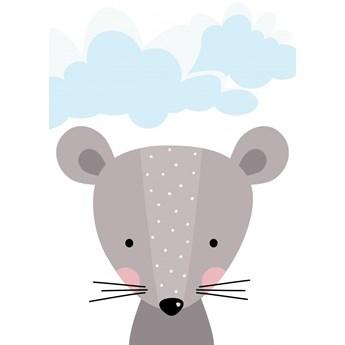 Tapety Ecowalls DZIECIĘCE Słodkie obrazki Myszka