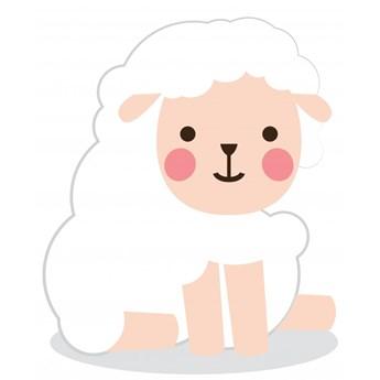 Tapety Ecowalls DZIECIĘCE Słodkie obrazki Owieczka