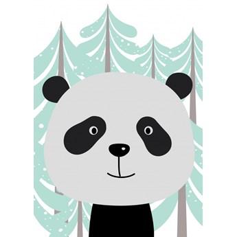 Tapety Ecowalls DZIECIĘCE Słodkie obrazki Panda