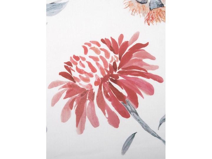 Pościel z satyny bawełnianej Evie 135x200 cm Satyna Komplet pościeli Bawełna Wzór Kwiaty