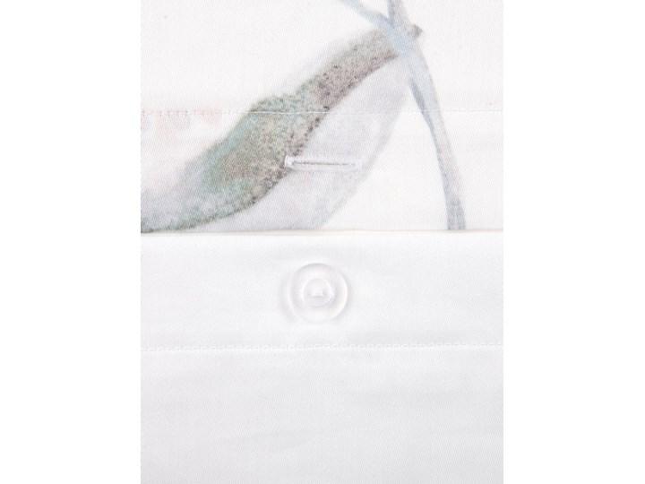 Pościel z satyny bawełnianej Evie Satyna Bawełna 135x200 cm Komplet pościeli Wzór Kwiaty