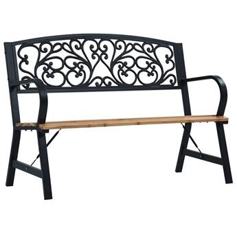 Klasyczna ławka ogrodowa - Nelda