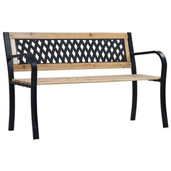 Klasyczna ławka ogrodowa - Miranda