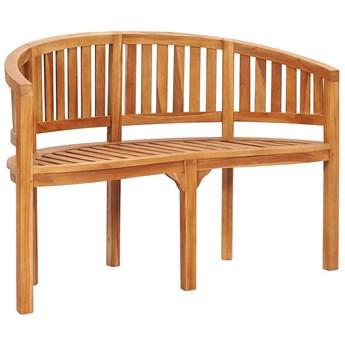 Drewniana ławka ogrodowa - Claire 2X