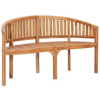 Drewniana ławka ogrodowa - Claire 3X
