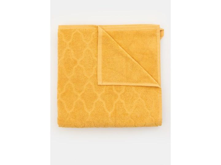 Sinsay - Ręcznik bawełniany - Żółty Bawełna 70x140 cm Kategoria Ręczniki