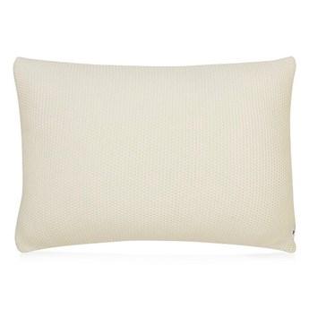Poduszka dekoracyjna kremowa