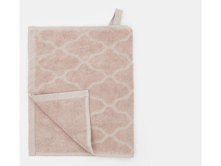 Sinsay - Ręcznik bawełniany - Jasny szary Kategoria Ręczniki Bawełna 30x50 cm Kolor Biały