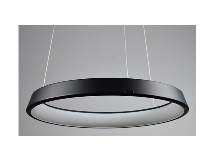 MCODO ::  Ultranowoczesna lampa led Orbit rp1 o mocy 36W z ciepłą barwą światła 3000K Tworzywo sztuczne Styl Nowoczesny