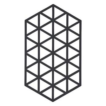 Podkładka pod gorące naczynia Triangle 24 cm, czarny, Zone Denmark
