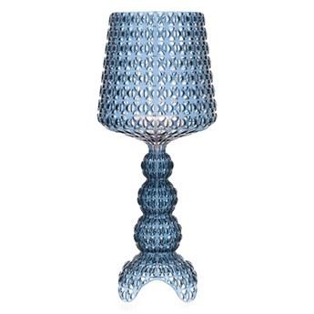 Lampa stojąca Mini Kabuki, niebieska, Kartell