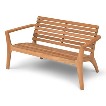 drewniana ławka ogrodowa Regatta Skagerak
