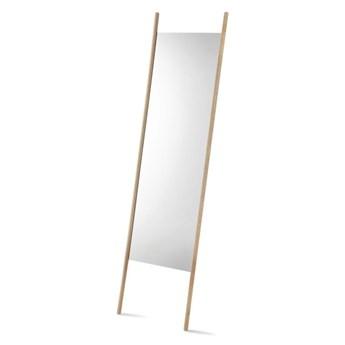lustro stojące Georg, dąb naturalne Skagerak