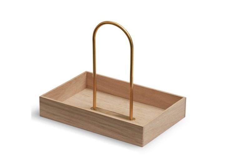 pojemnik z uchwytem Norr, naturalny Skagerak Drewno Kategoria Przyprawniki