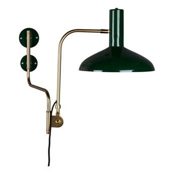 lampa ścienna Devi, zielona Dutchbone