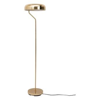 lampa podłogowa Eclipse, złota Dutchbone