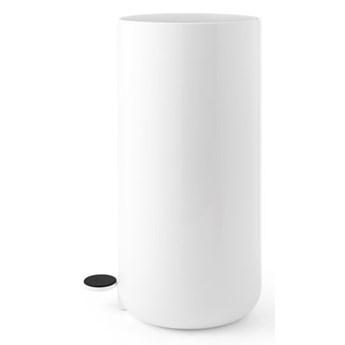 Biały kosz do łazienki 30l Norm Menu
