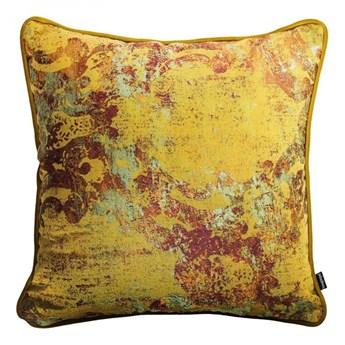 Poduszka Gold, złoto-bordowa 40x40 cm, Poduszkowcy