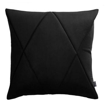 Poduszka Touch, czarna 45x45 cm, Poduszkowcy