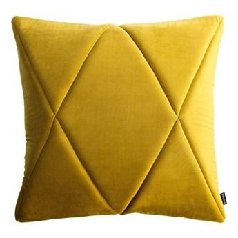 Poduszka Touch, złota 45x45 cm, Poduszkowcy