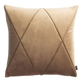 Poduszka Touch, beżowa 45x45 cm, Poduszkowcy