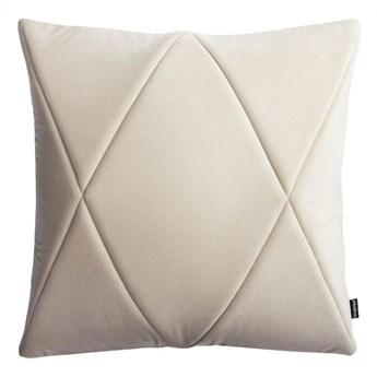 Poduszka Touch, kremowa 45x45 cm, Poduszkowcy