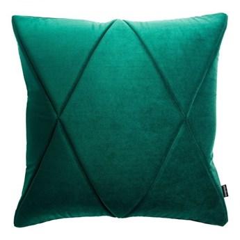 Poduszka Touch, zielona 45x45 cm, Poduszkowcy