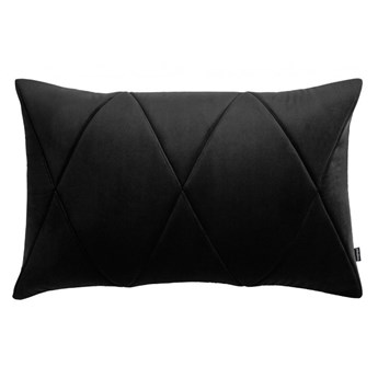Poduszka Touch, czarna 60x40 cm, Poduszkowcy