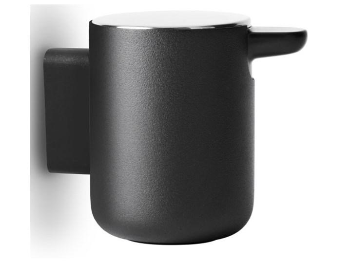 Ścienny dozownik do mydła Norm Bath, czarny, MENU
