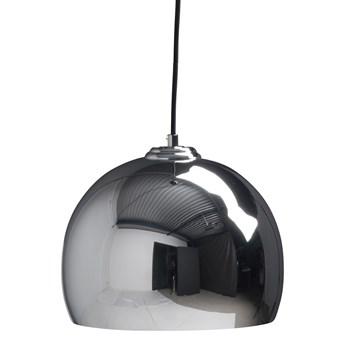 lampa wisząca Big Glow, chromowana, Zuiver