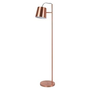 lampa podłogowa Buckle Head, miedziana, Zuiver