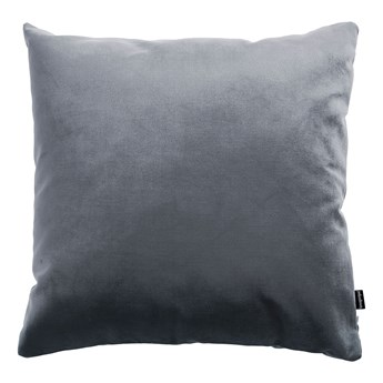poduszka Velvet, ciemny szary 45x45 cm, Poduszkowcy