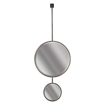 podwójne lustro industrialne Chain, rozmiar XL, Be Pure Home