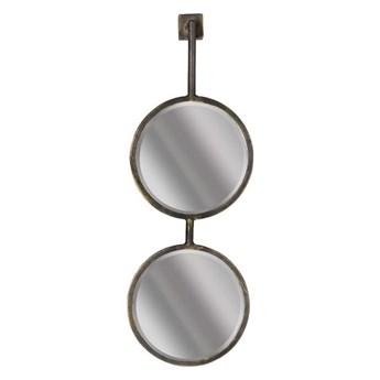 podwójne lustro industrialne Chain, rozmiar M, Be Pure Home