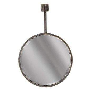 pojedyncze lustro industrialne Chain, Be Pure Home