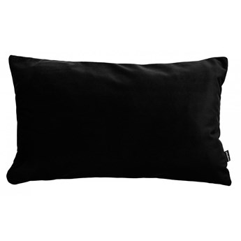 poduszka Velvet, czarny 50x30 cm, Poduszkowcy