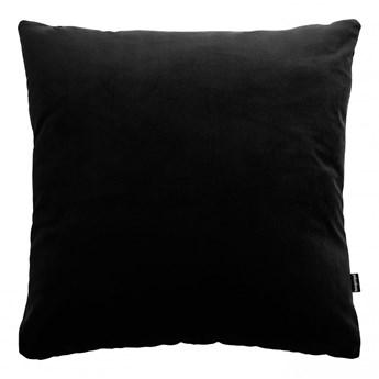 poduszka Velvet, czarny 45x45 cm, Poduszkowcy