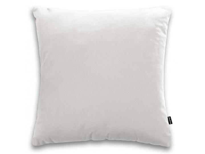 poduszka Velvet, biały 45x45 cm, Poduszkowcy Poszewka dekoracyjna Poduszka dekoracyjna Pomieszczenie Sypialnia