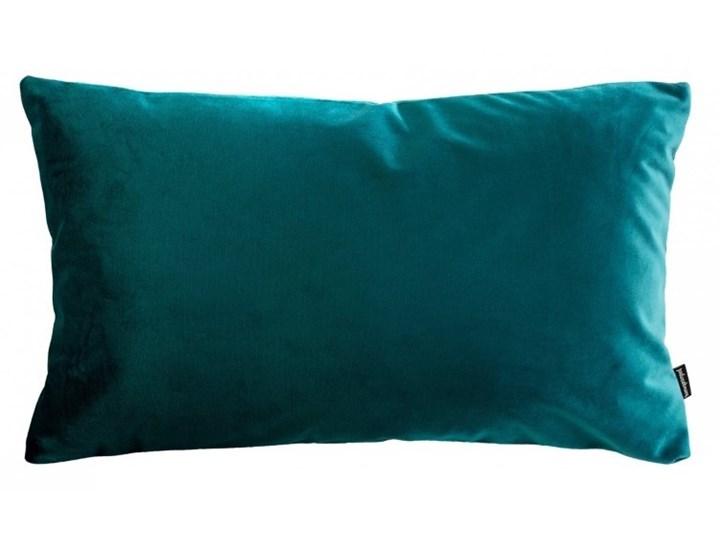 poduszka Velvet, morski 50x30 cm, Poduszkowcy