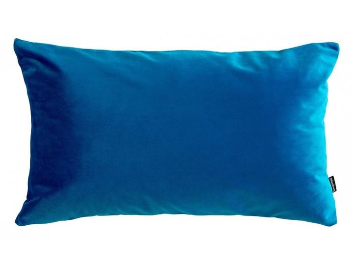 poduszka Velvet, turkusowy 50x30 cm, Poduszkowcy Poszewka dekoracyjna 30x50 cm Pomieszczenie Sypialnia Poduszka dekoracyjna Kategoria Poduszki i poszewki dekoracyjne