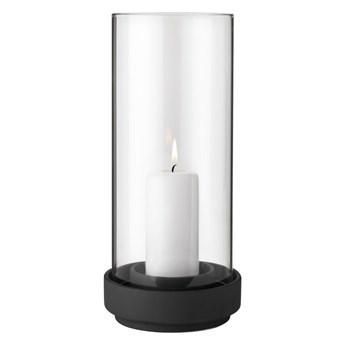 podłużny świecznik Hurricane L outdoor, Stelton