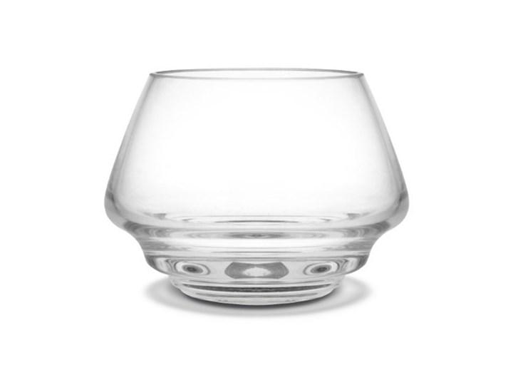 szklany świecznik Flow, Ø10 cm przezroczysty, Holmegaard Szkło Kategoria Świeczniki i świece