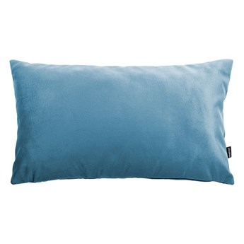 poduszka Velvet, błękitny 50x30 cm, Poduszkowcy