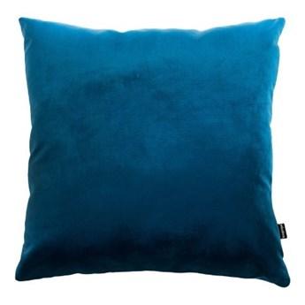 poduszka Velvet, niebieski 45x45 cm, Poduszkowcy