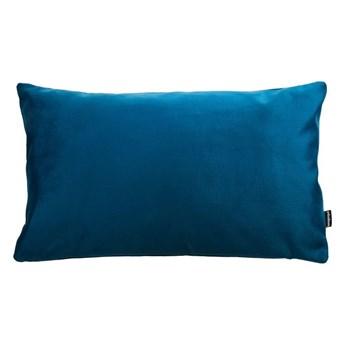 poduszka Velvet, niebieski 50x30 cm, Poduszkowcy