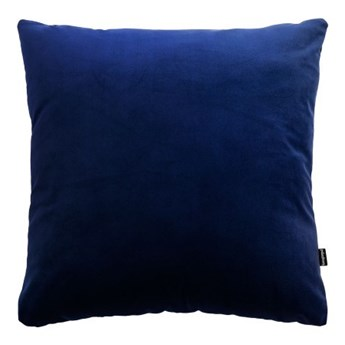 poduszka Velvet, granatowy 45x45 cm, Poduszkowcy